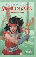 Sword of Ages, Book 1: Avalon (Hardback)