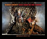 Bloom County Best Read On The Throne