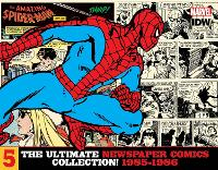 The Amazing Spider-Man The Ultimate Newspaper Comics Collection Volume 5 (1985- 1986) (Hardback)