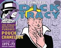 Complete Chester Gould's Dick Tracy Volume 26 - Dick Tracy 26 (Hardback)