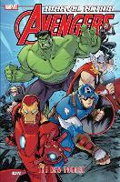 Marvel Action: Avengers: The New Danger (Book One) - Marvel Action: Avengers 1 (Paperback)