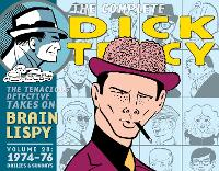 Complete Chester Gould's Dick Tracy Volume 28 (Hardback)