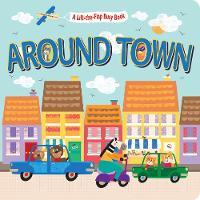 Around Town (Board book)