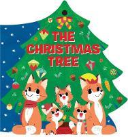 The Christmas Tree - Christmas Gift Tags (Board book)