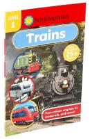 Smithsonian Reader Level 1: Trains - Smithsonian Leveled Readers (Paperback)