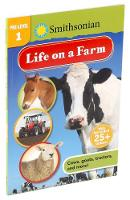 Smithsonian Reader Pre-Level 1: Life on a Farm - Smithsonian Leveled Readers (Paperback)
