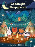 Goodnight Sleepyheads (Board book)