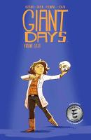 Giant Days Vol. 8 - Giant Days 8 (Paperback)
