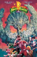 Mighty Morphin Power Rangers Vol. 6 - Mighty Morphin Power Rangers 6 (Paperback)