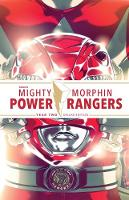 Mighty Morphin Power Rangers Year Two Deluxe Edition - Mighty Morphin Power Rangers (Hardback)