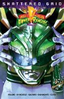 Mighty Morphin Power Rangers: Shattered Grid - Mighty Morphin Power Rangers (Paperback)