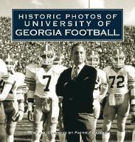 Historic Photos of University of Georgia Football - Historic Photos (Hardback)
