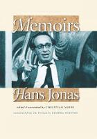 Memoirs - Hans Jonas - Tauber Institute for the Study of European Jewry (Paperback)
