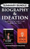 Summary Bundle: Biography & Ideation - Readtrepreneur Publishing: Includes Summary of Let Trump Be Trump & Summary of Made to Stick (Paperback)