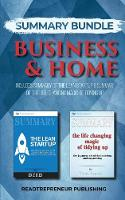 Summary Bundle: Business & Home - Readtrepreneur Publishing: Includes Summary of the Lean Startup & Summary of the Life-Changing Magic of Tidying Up (Paperback)