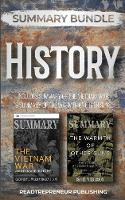 Summary Bundle: History - Readtrepreneur Publishing: Includes Summary of the Vietnam War & Summary of the Warmth of Other Suns (Paperback)