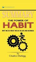 Summary of The Power of Habit