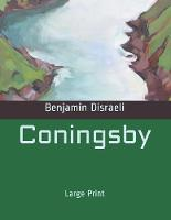 Coningsby: Large Print (Paperback)