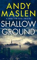 Shallow Ground - Detective Ford 1 (CD-Audio)