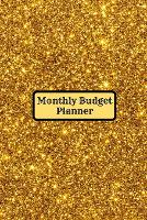 monthly budget planner (Paperback)