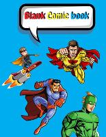 comic book for boys (Paperback)
