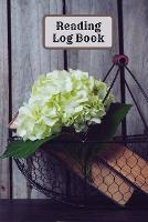 Reading log book (Paperback)