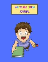 Write and Draw Iournal for kids (Paperback)