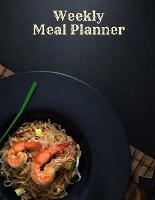 Weekly Meal Planner (Paperback)