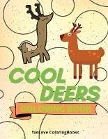 Cool Deers Coloring Book