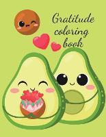 Gratitude coloring book (Paperback)
