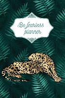 Be fearless planner (Paperback)