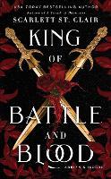 King of Battle and Blood - Adrian X Isolde (Hardback)