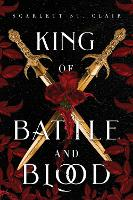 King of Battle and Blood - Adrian X Isolde (Paperback)