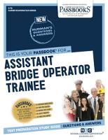 Assistant Bridge Operator Trainee (Paperback)