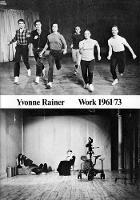 Yvonne Rainer: Work 1961-73