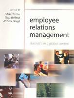 Employee Relations Management: Australia in a Global Context (Paperback)