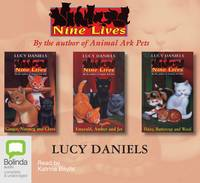 Nine Lives: Volumes 1 To 3: Ginger, Nutmeg & Clove / Emerald, Amber & Jet / Daisy, Buttercup & Weed - Nine Lives (CD-Audio)