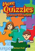 More Quizzles: 200 Puzzles with a Purpose (Paperback)