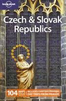 Lonely Planet Czech & Slovak Republics - Travel Guide (Paperback)