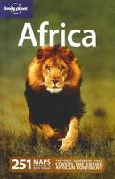 Africa - Lonely Planet Multi Country Guides (Paperback)