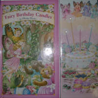 Fairies Birthday Candles (Hardback)