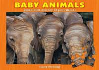 Baby Animals Jigsaw Book (Hardback)