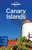 Lonely Planet Canary Islands - Travel Guide (Paperback)