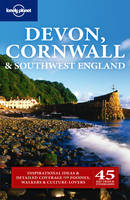 Devon Cornwall and Southwest England - Lonely Planet Country & Regional Guides (Paperback)