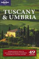 Tuscany and Umbria - Lonely Planet Country & Regional Guides (Paperback)