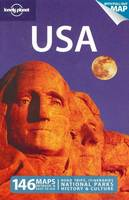USA - Lonely Planet Multi Country Guides (Paperback)