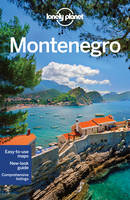 Lonely Planet Montenegro - Travel Guide (Paperback)
