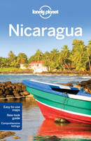 Lonely Planet Nicaragua - Travel Guide (Paperback)
