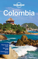 Lonely Planet Colombia - Travel Guide (Paperback)