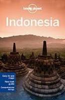 Lonely Planet Indonesia - Travel Guide (Paperback)